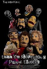 Tell 'Em Steve-Dave Puppet Theatre Poster