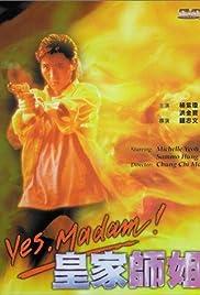 Huang jia shi jie Poster