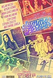 Summer Forever (2015) Poster - Movie Forum, Cast, Reviews