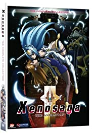 Xenosaga: The Animation Poster