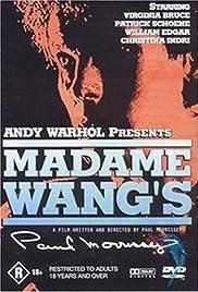 Madame Wang's Poster