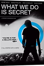 What We Do Is Secret (2007) Poster - Movie Forum, Cast, Reviews