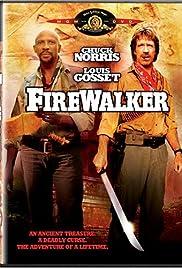 Firewalker Poster