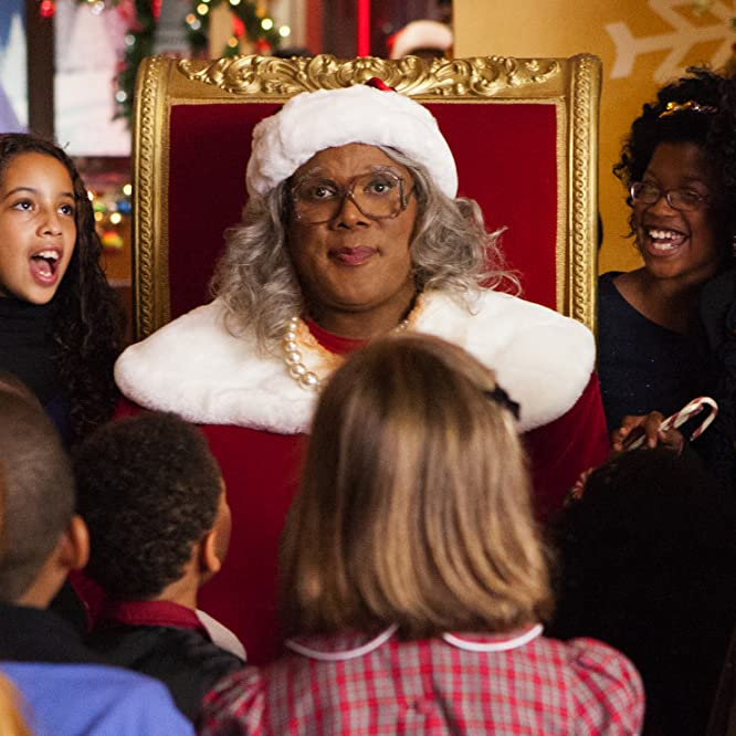 Tyler Perry in A Madea Christmas (2013)
