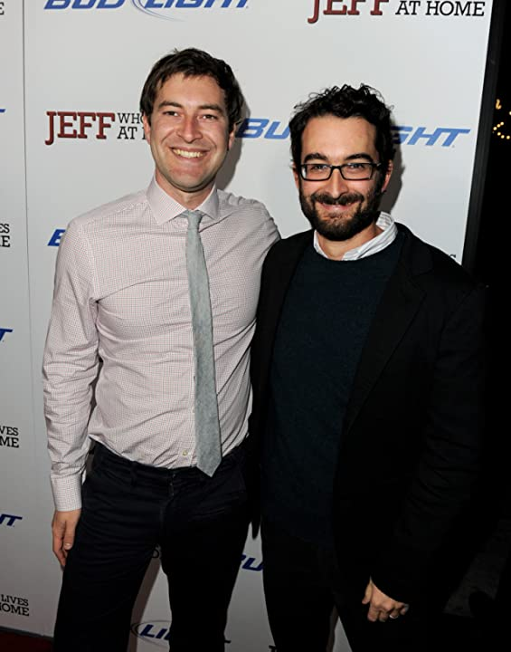 Jay Duplass and Mark Duplass at Jeff, Who Lives at Home (2011)