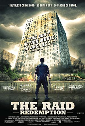 The Raid: Redemption (2011)  Download on Vidmate