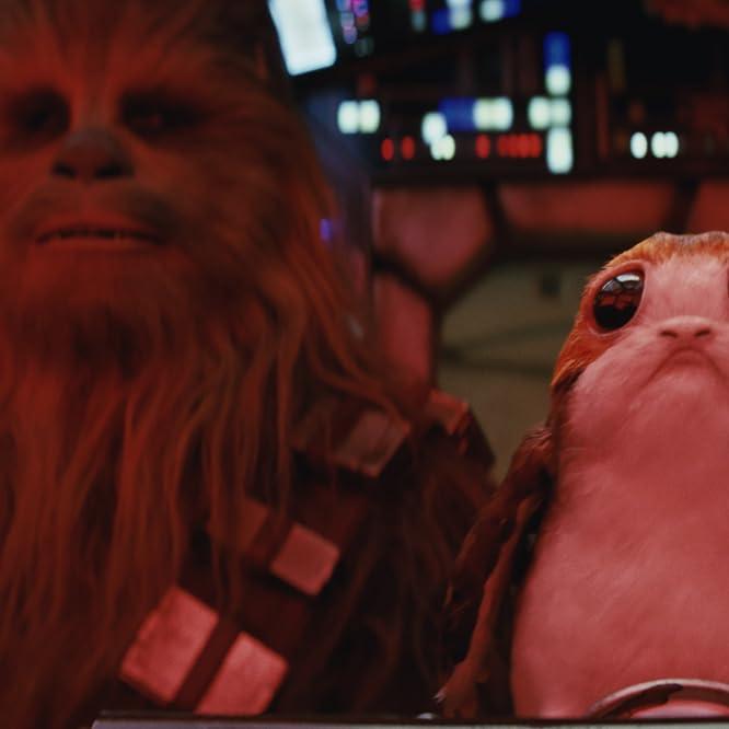 Joonas Suotamo in Star Wars: Episode VIII - The Last Jedi (2017)