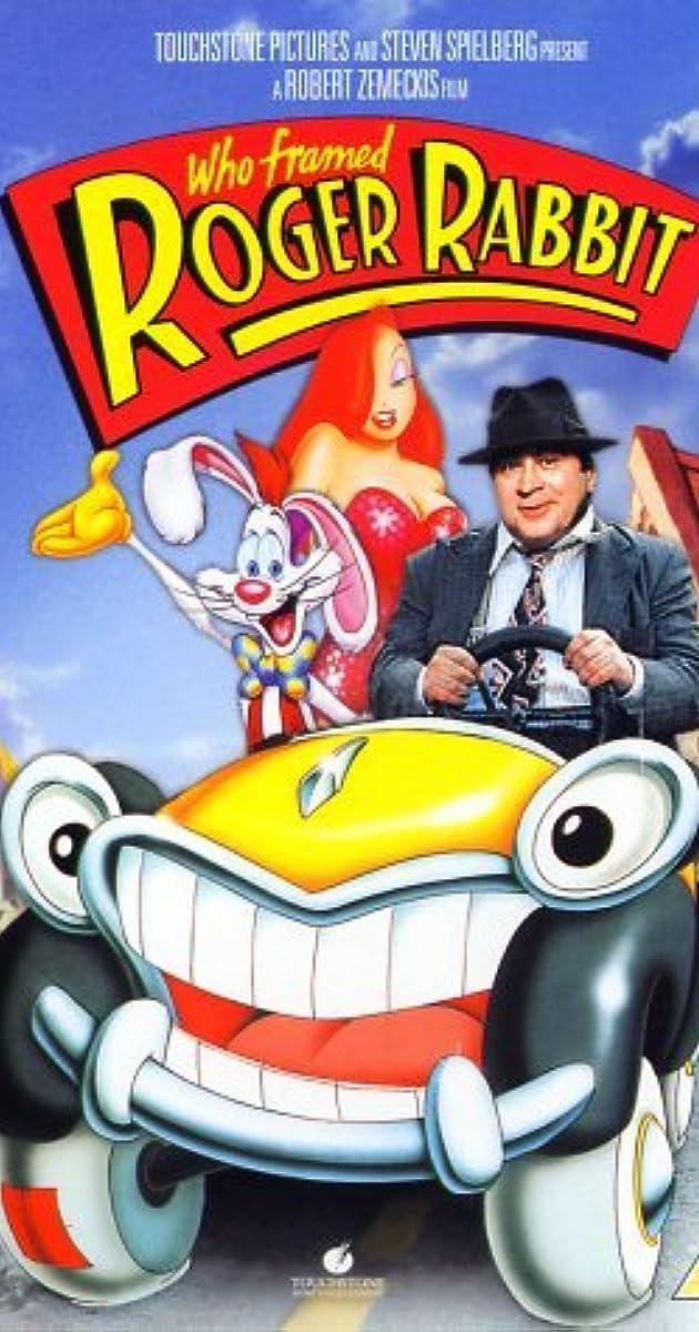 Resultado de imagen de who framed roger rabbit