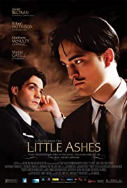 Little Ashes Poster