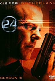 24 Season 5: Logan's Retreat (2006) Poster - Movie Forum, Cast, Reviews