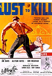 A Lust to Kill Poster