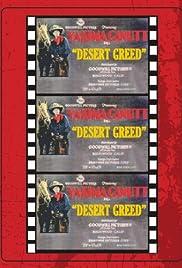 Desert Greed Poster