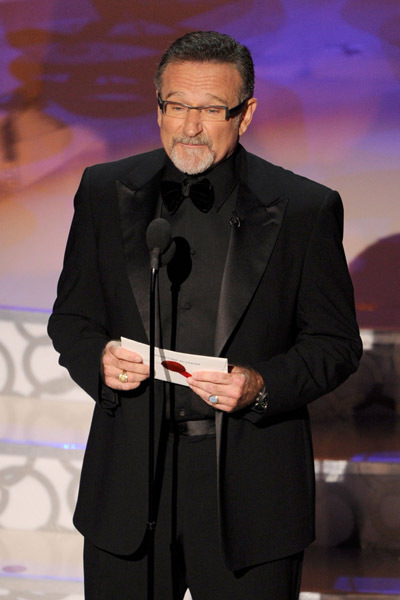 Robin Williams at The 82nd Annual Academy Awards (2010)