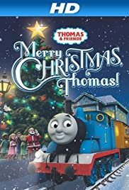 Thomas & Friends: Merry Christmas, Thomas! Poster