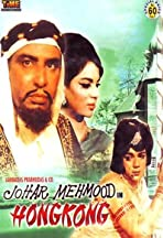 Johar Mehmood in Hong Kong