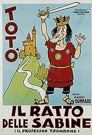 Il ratto delle sabine Poster