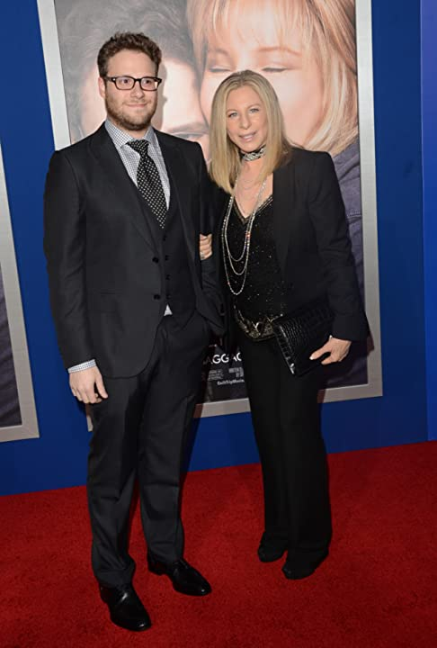 Barbra Streisand and Seth Rogen at an event for The Guilt Trip (2012)