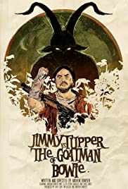Jimmy Tupper vs. the Goatman of Bowie Poster