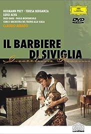 Der Barbier von Sevilla Poster