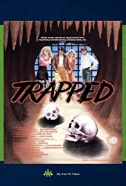 Trapped Alive Poster