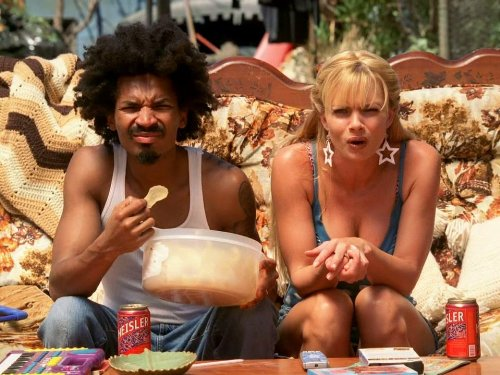 Jaime Pressly and Eddie Steeples in My Name Is Earl (2005)