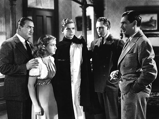 Bonita Granville, John Litel, Dick Purcell, and Frankie Thomas in Nancy Drew: Detective (1938)