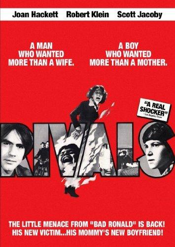 Joan Hackett, Scott Jacoby, and Robert Klein in Rivals (1972)