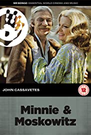 Minnie and Moskowitz (1971) Poster - Movie Forum, Cast, Reviews