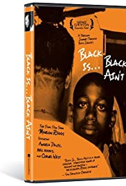 Black Is... Black Ain't Poster
