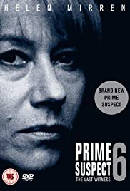 Prime Suspect 6: The Last Witness Poster