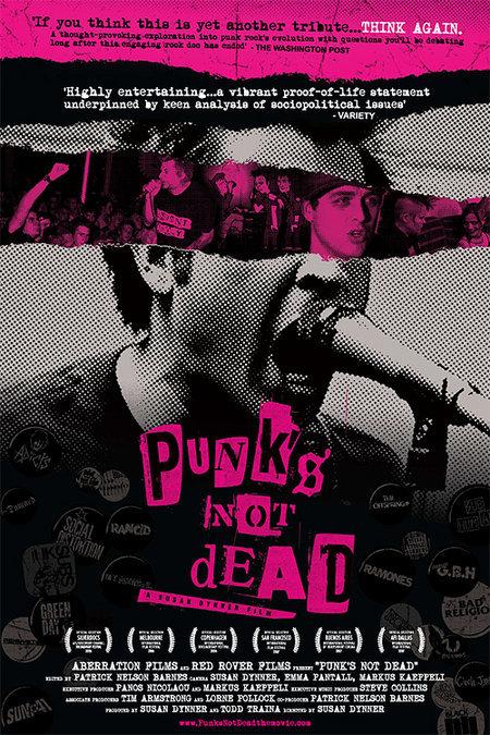 image Punk's Not Dead Watch Full Movie Free Online