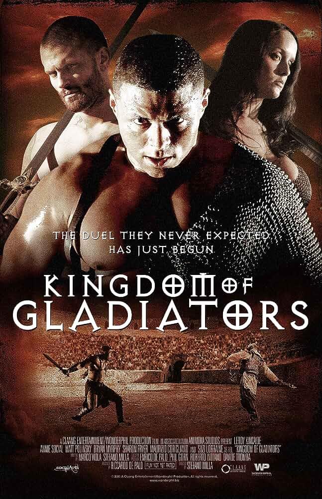 Kingdom of Gladiators 2011 Hindi Dual Audio 720p BRRip full movie watch online freee download at movies365.cc