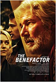 The Benefactor Poster