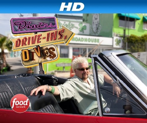 Diners, Drive-Ins and Dives - Season 18 (2013) poster