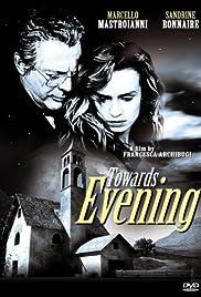 Towards Evening Poster