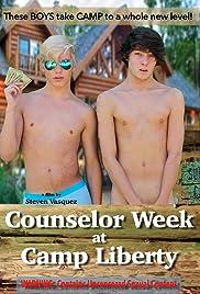 Counselor Week at Camp Liberty Poster