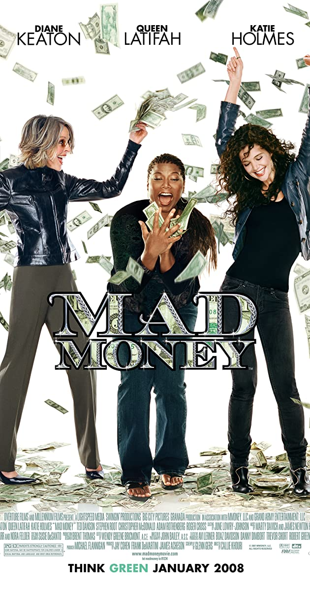 Pakvaišę pinigai / Mad Money (2008) Online