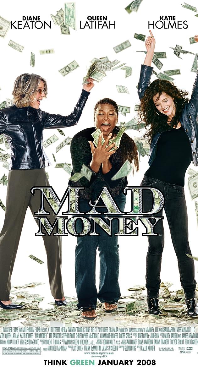 Beprotiški pinigai / Mad Money (2008) Online