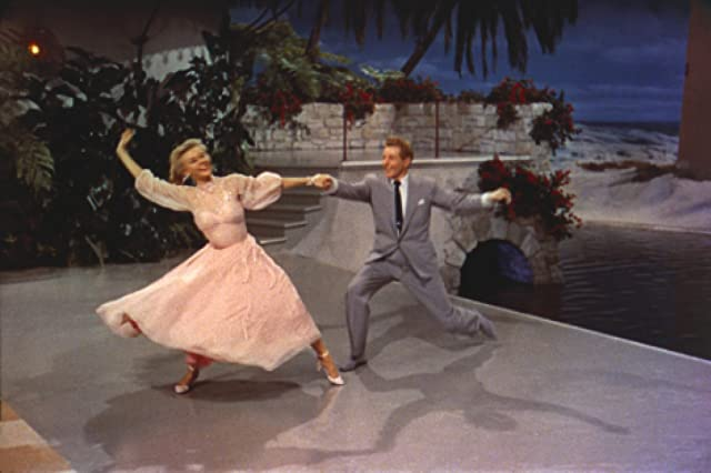 Danny Kaye and Vera-Ellen in White Christmas (1954)