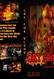 Cry for Blood Poster