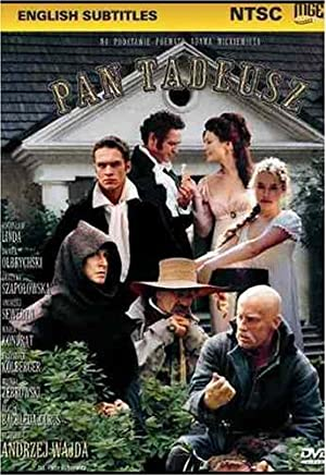 Pan Tadeusz: The Last Foray In Lithuania full movie streaming