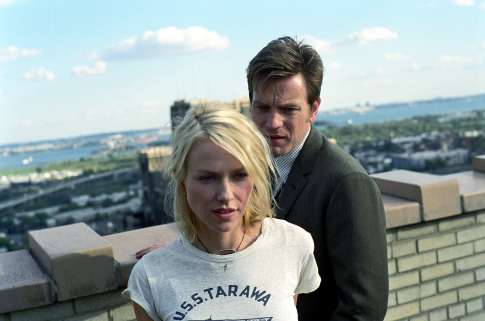 Ewan McGregor and Naomi Watts in Stay (2005)