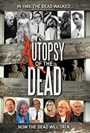 Autopsy of the Dead Poster