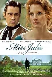 Miss Julie Affiche du film