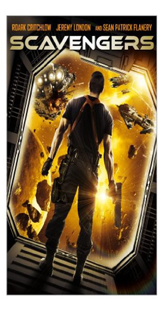 Film Review: Scavengers (2013)