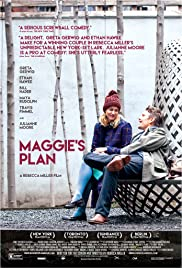 Watch Movie Maggie's Plan (2016)