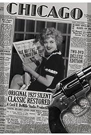 Chicago(1927) Poster - Movie Forum, Cast, Reviews