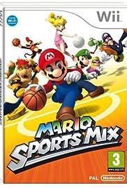 Mario Sports Mix Poster