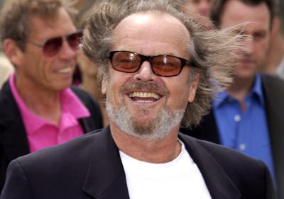 Jack Nicholson at About Schmidt (2002)