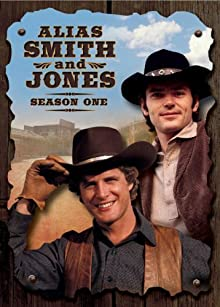 Poster Alias Smith and Jones
